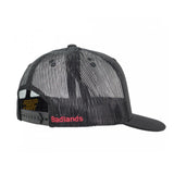Badlands Hunt, Eat, Repeat Hat Snapback Trucker Style