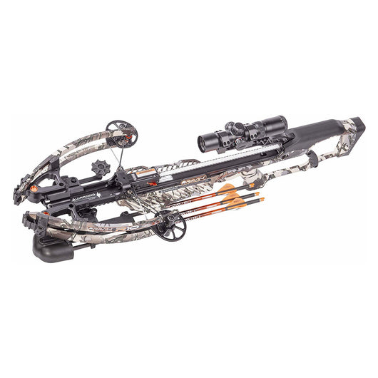 Ravin R10 Crossbow Package R014 with Helicoil Technology, Predator Dusk Camo