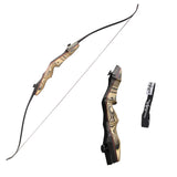 "SAS Sage Premier 62"" Takedown Recurve Bow with Stringer FF Compatible - Open Box"