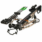 Bear Archery Bear X Constrictor Crossbow Package - Veil Stoke/True Timber Strata