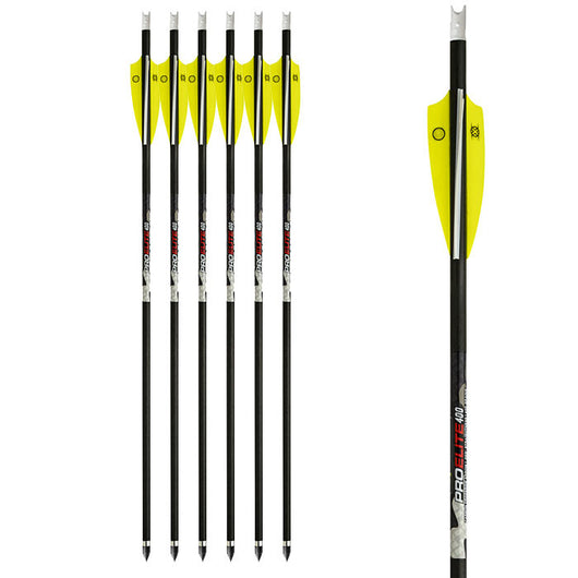 Ten Point Pro Elite 400 Carbon Crossbow Arrows 20