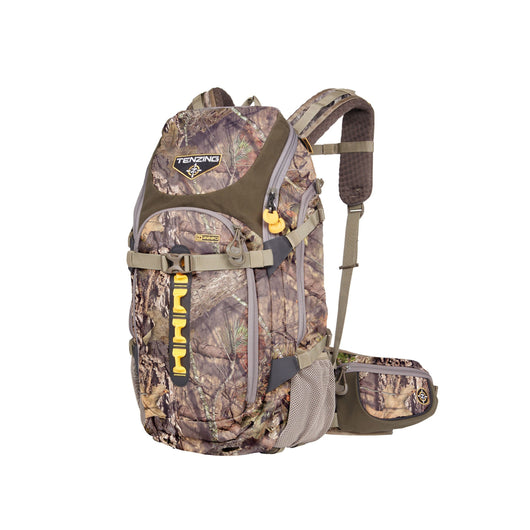 Tenzing TZ 2220 Day Backpack Robic Rip-Stop Fabric - Mossy Oak Break Up Country