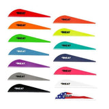 "Bohning 2.5"" Heat Vanes 14 Colors Available Made in the USA - 36/Pack"