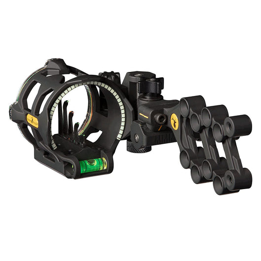 Trophy Ridge React V5 5-Pin Bow Sight w/ Light .019