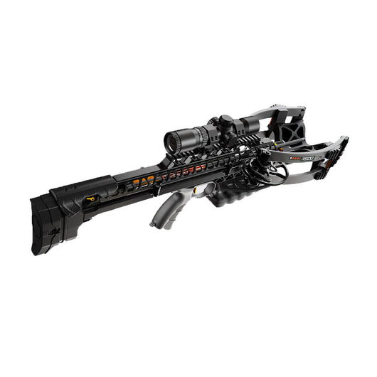 Ravin R500 Crossbow 500 FPS VersaDrive Cocking System - Slate Gray