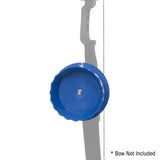 MudCat™ Wrap Style Bowfishing Reel with Line - Blue