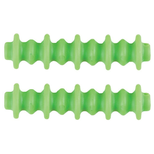 Pine Ridge Archery Nitro Button XL Lime Green - 2/Pack
