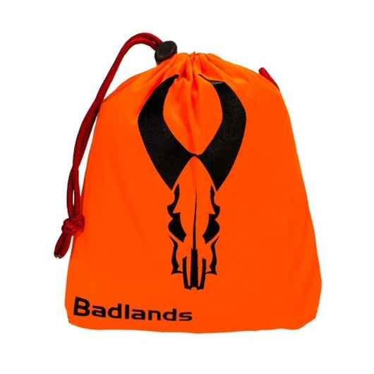 Badlands Waterproof Rain Cover for Hunting Backpacks  Blaze Large - Open Box