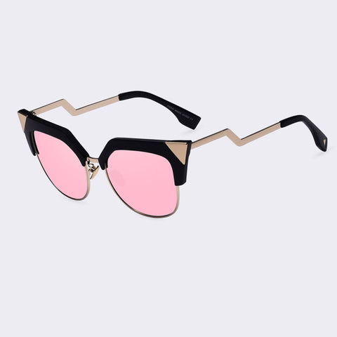 Meow Me Cat Eye Sunglasses