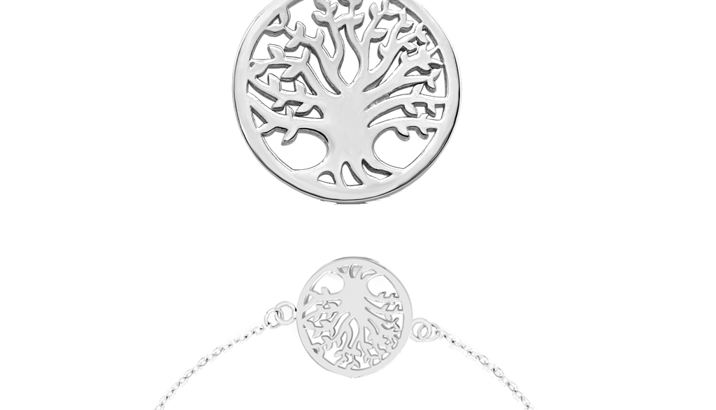 Tree of Life - Halskette & Armband Set