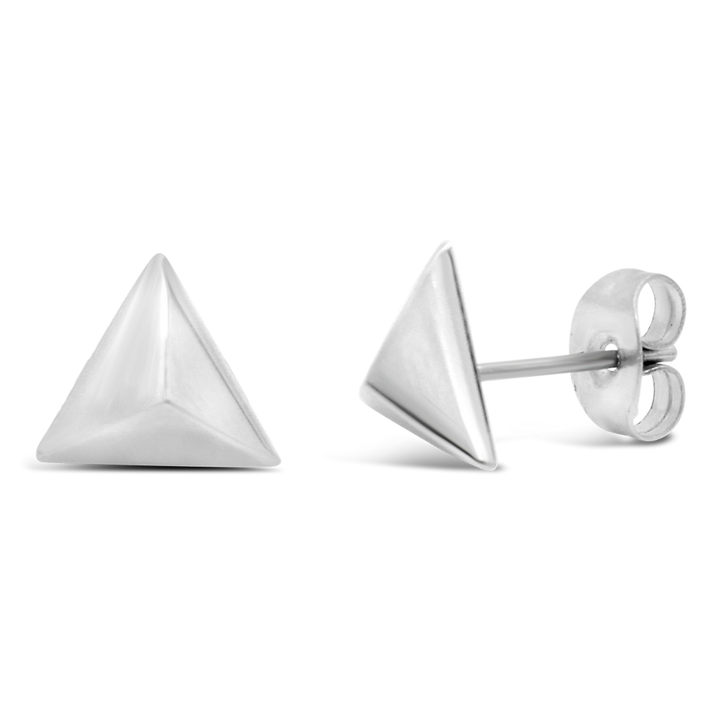 "Ohrstecker ""3 Sides"""