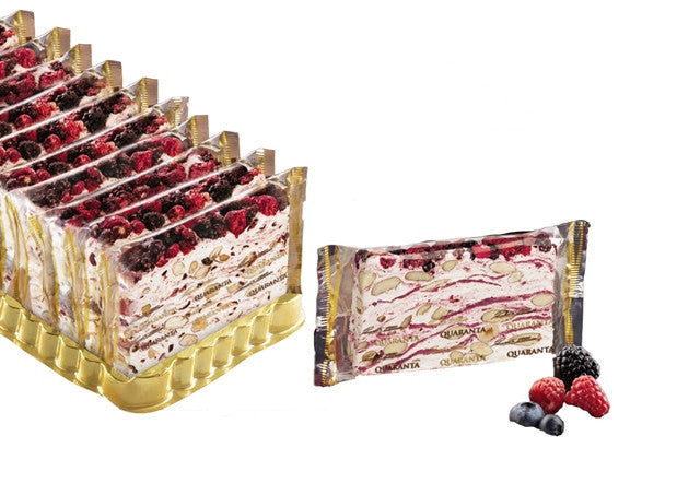Quaranta Nougat Forest Fruits 150g