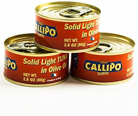 Yellow Fin Tuna in Olive Oil 80g  (Pack of 3)