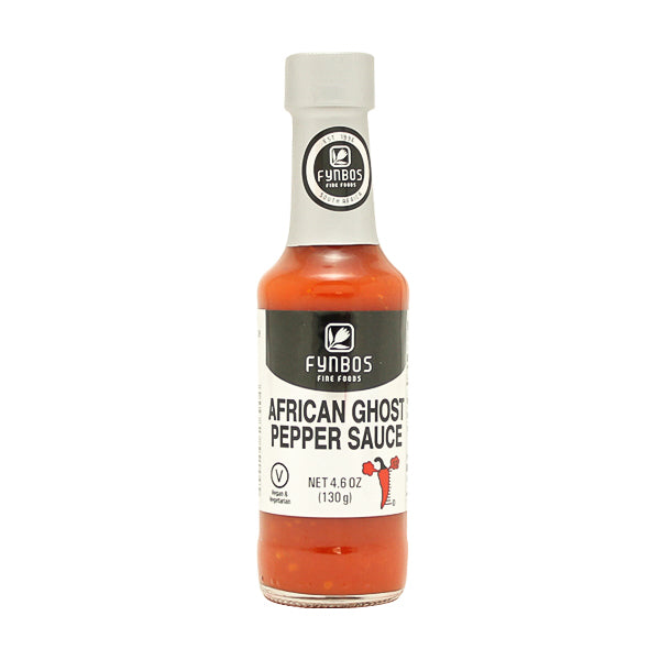 African Ghost Pepper Sauce HOT HOT  130g
