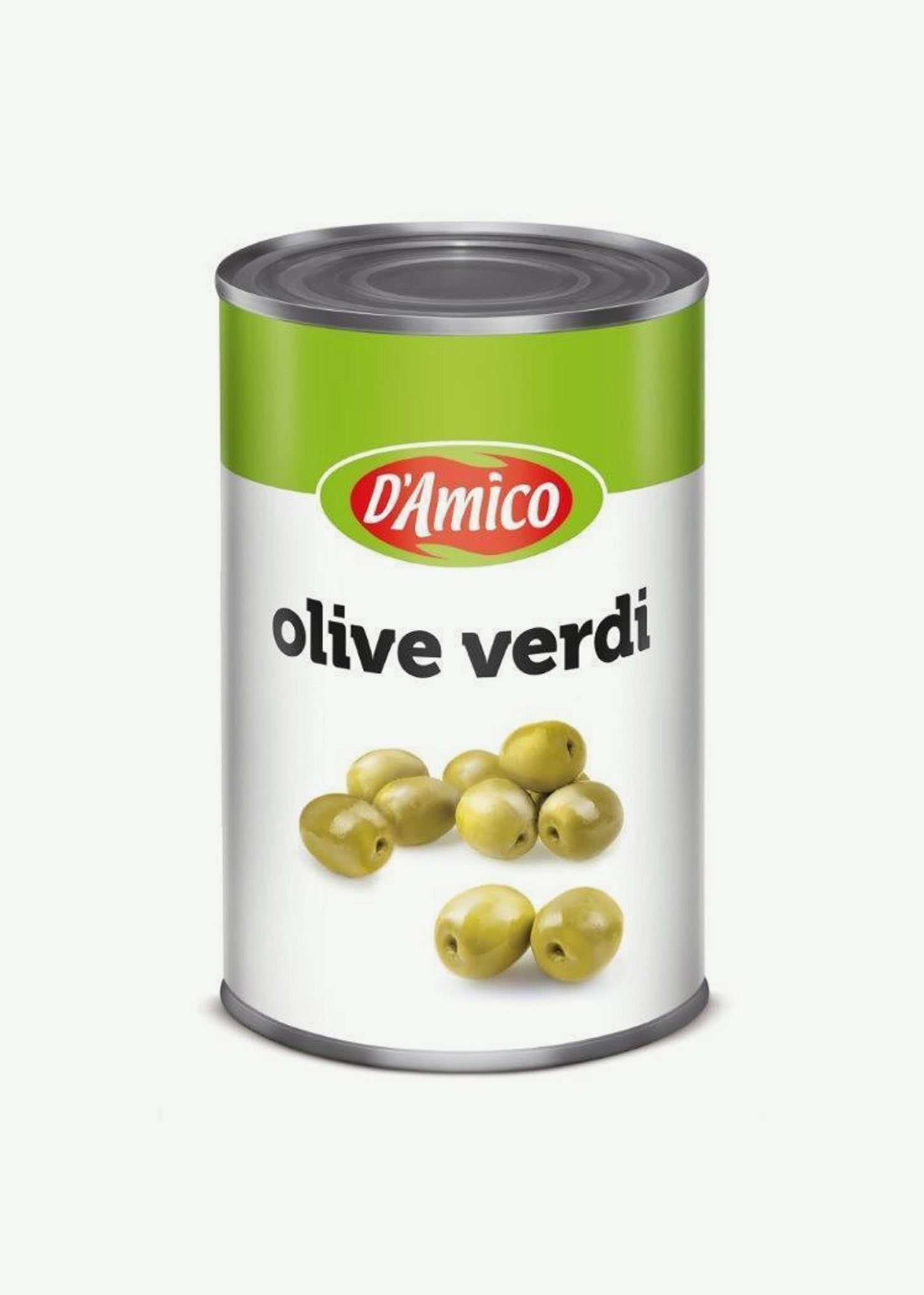 D'amico Giant Olives 2500g
