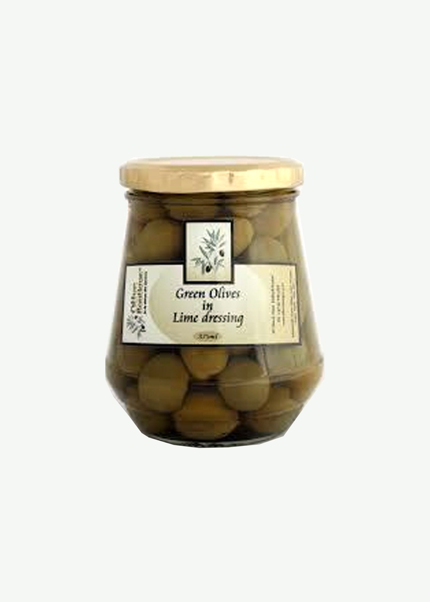 Green Olives in a Lime Dressing   375ml