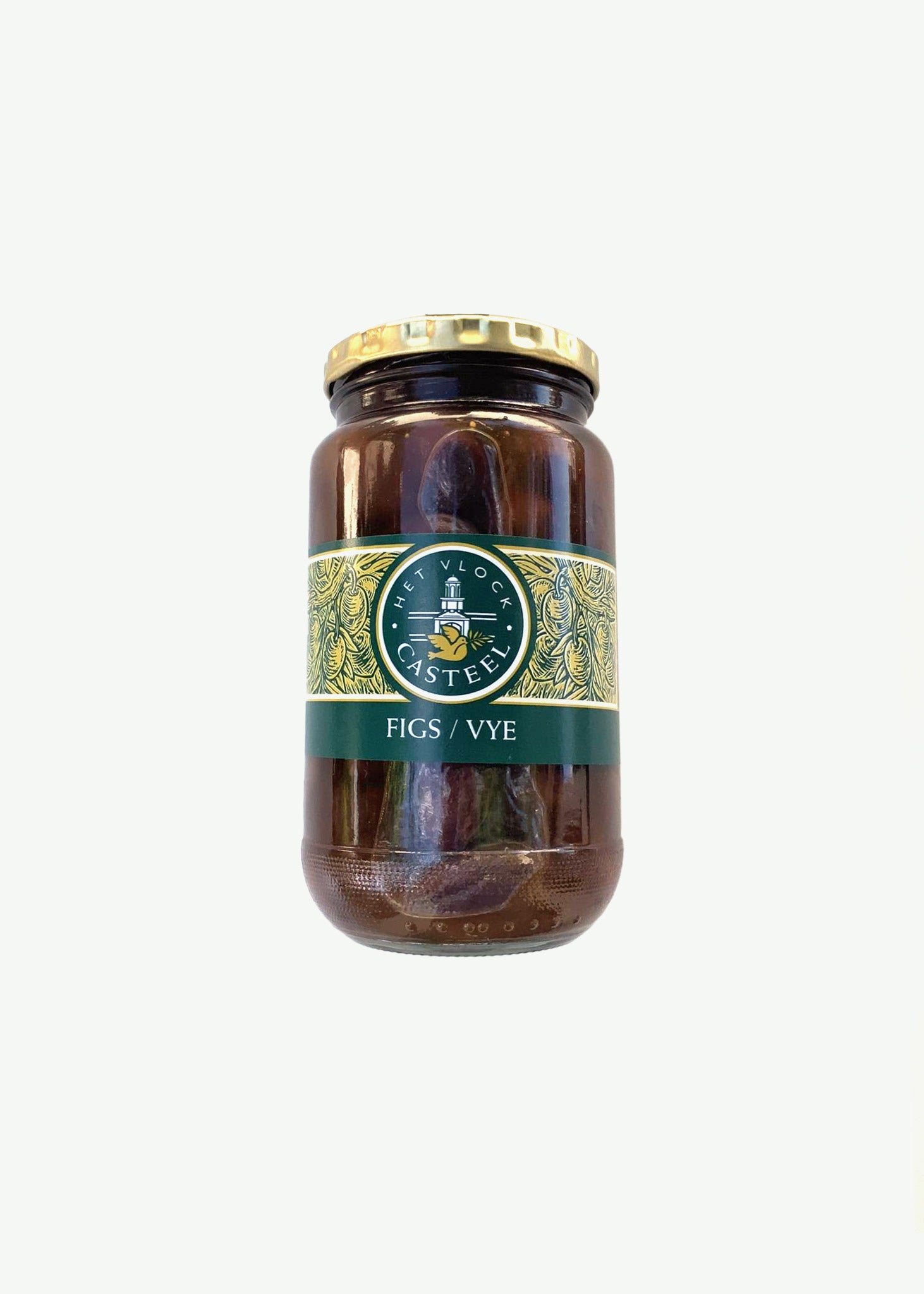 Het Vlock Casteel Fig Infused Kalamata Olives 375ml