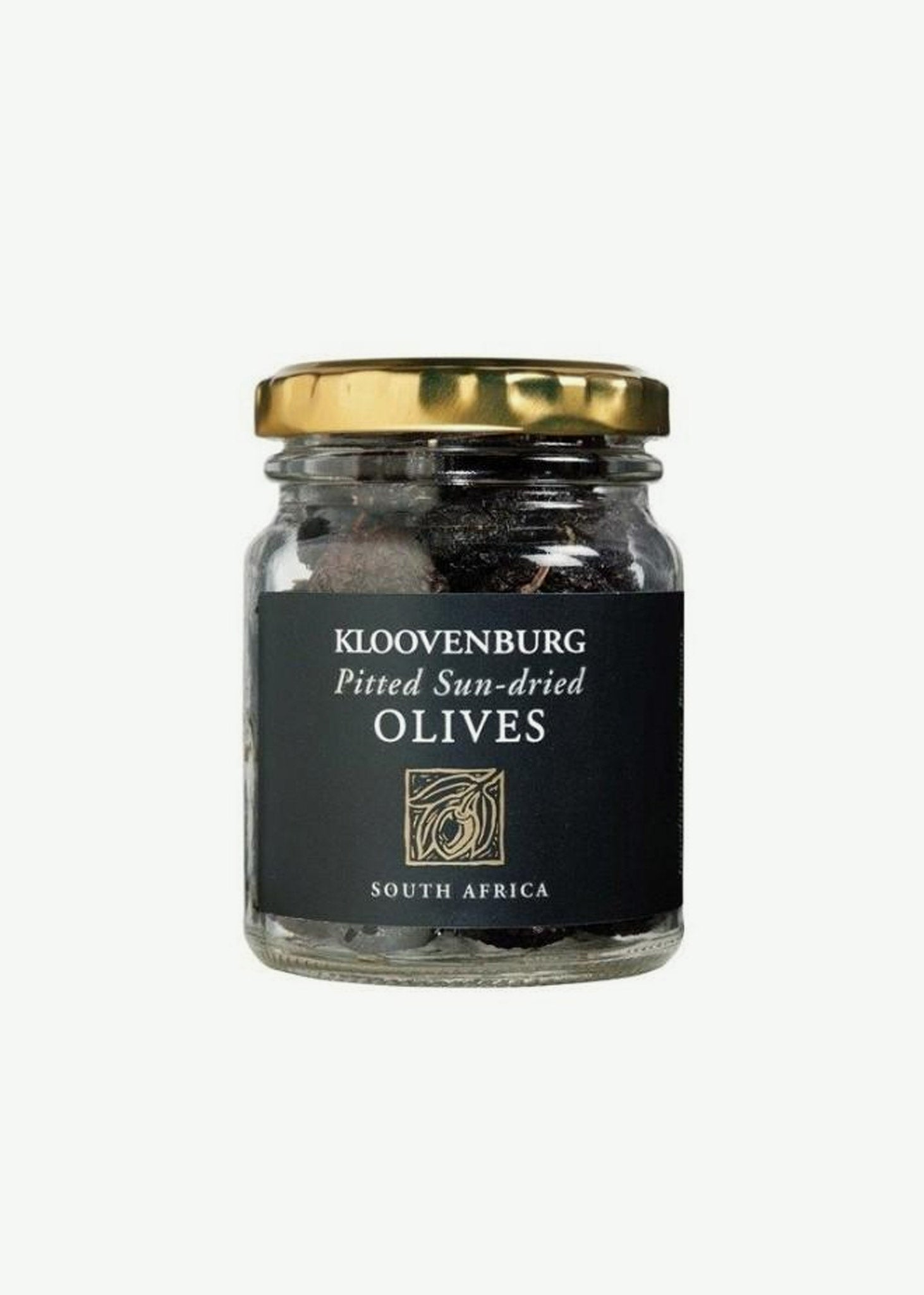 Kloovenburg Pitted Sun-dried Olives 75g