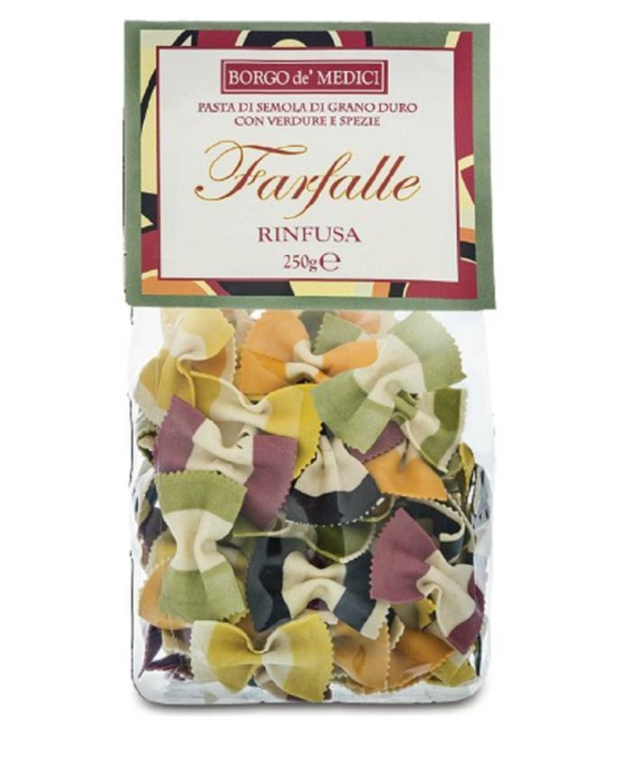 Farfalle Italia with Vegetables 250g