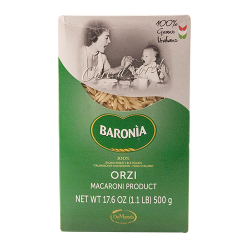 Baronia Orzi (Pasta Rice) 500g