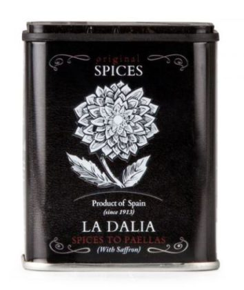 La Dalia Paella Spices with Saffron 100g