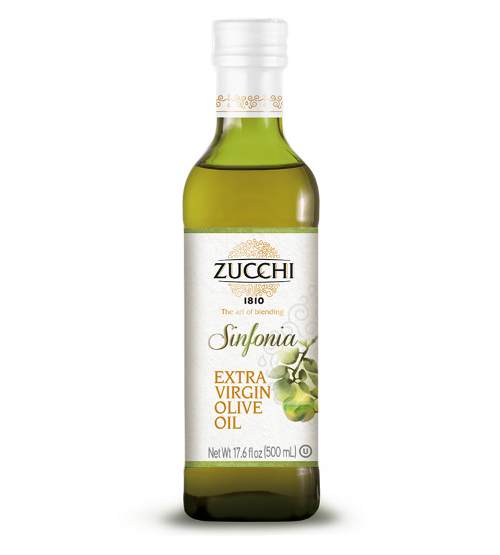 Zucchi Extra Virgin Olive Oil Sinfonia 1L