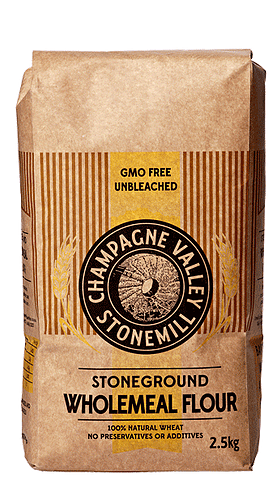Champagne Valley Wholewheat Flour 2.5kg