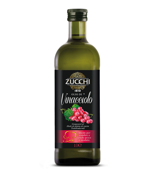Zucchi Grapeseed Oil 1 Litre