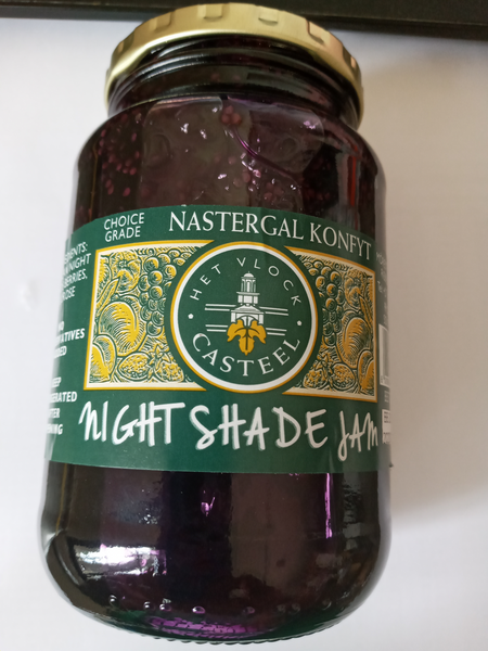 Het Vlock Casteel Night Shade Jam 375ml