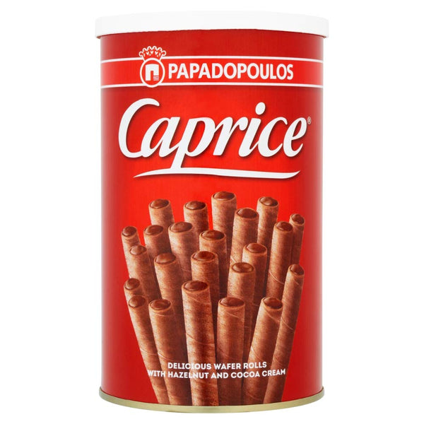 Caprice Wafer Rolls 250g