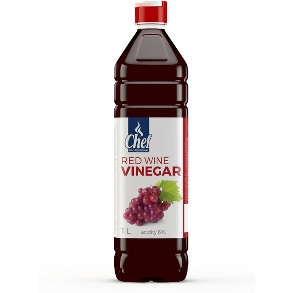 Chef Red Wine Vinegar 1L