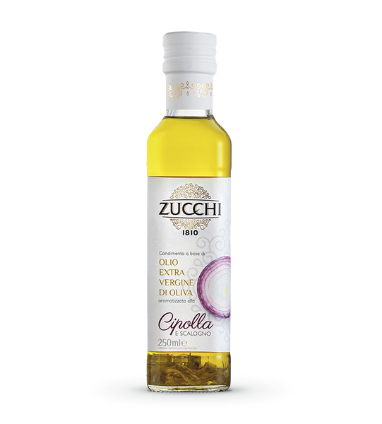 Zucchi Extra Virgin Olive Oil With Onion and Shallot Flavour 250ml