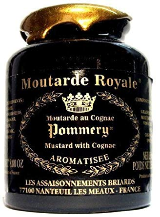 Pommery Mustard with Cognac in Stone Jar 250g