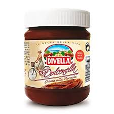 Divella Dolcenella Italian Chocolate and Hazelnut  Spread 400g