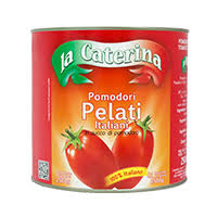 LA CATERINA Italian Peeled Tomato's 2650gItalain Tomatos at there best