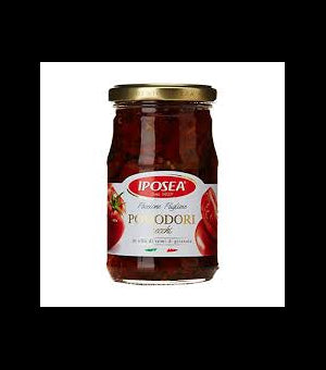 Iposea Sundried Tomatoes in Sunflower Oil 280g