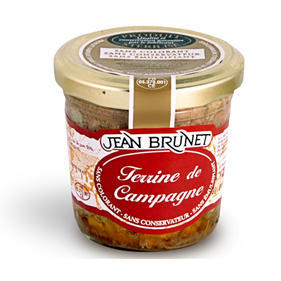 Jean Brunet Farmhouse Pate 90g