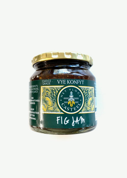 Het Vlock Casteel Fig Jam 260ml