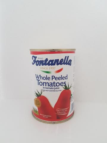Fontanella Fon Pelati (Whole Peeled Tomatoes) 400g