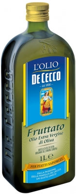 De Cecco Fruttato Extra Virgin Olive Oil 750ml