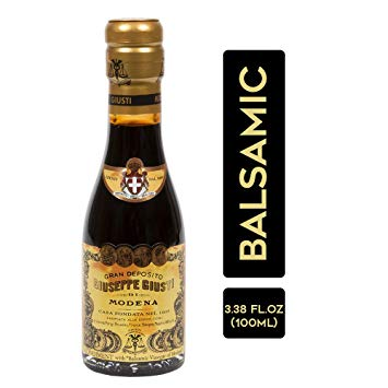 Giuseppe Giusti 15 Year Old Balsamic Vinegar 4 Stars   250ml