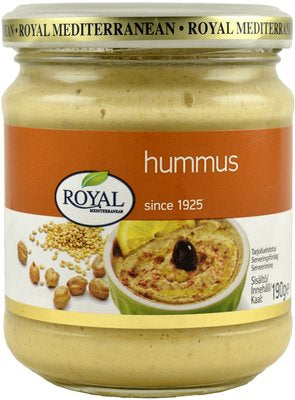 Royal Hummus (Greek) 190g