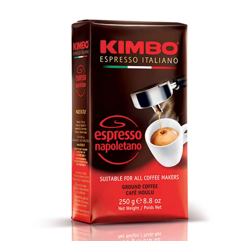 Kimbo Espresso Italiano Ground Coffee 250g