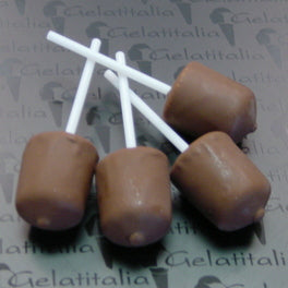 Italian Hazelnut Kiss on a Stick Ice Cream (Each)