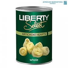 Liberty Select Artichoke Hearts 390g
