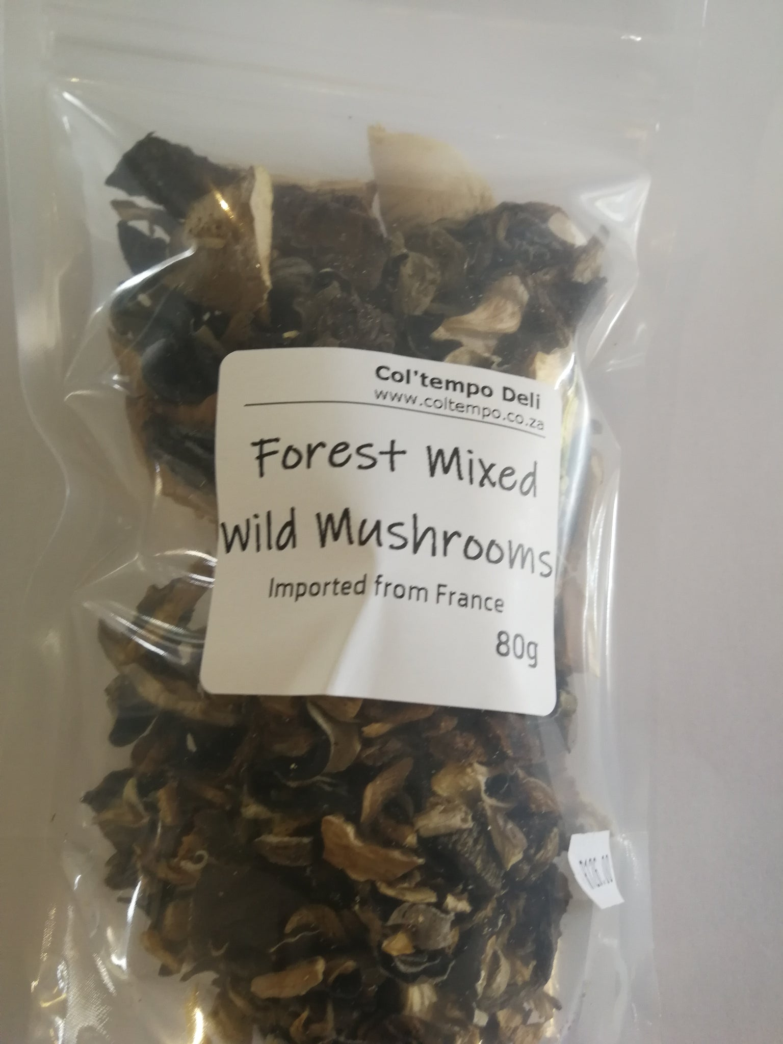 Forest Mixed Wild Mushrooms 80g