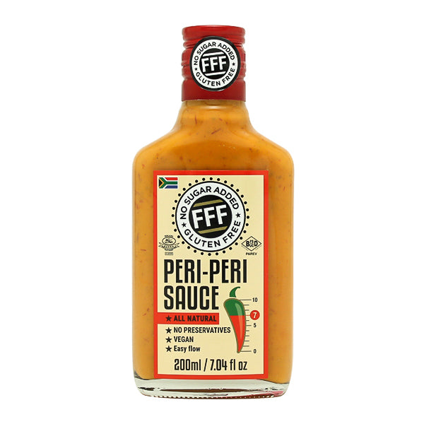 Fynbos Perri-Peri Sauce Hot 200ml