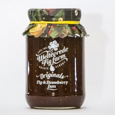 WELTEVREDE Fig & Strawberry Jam