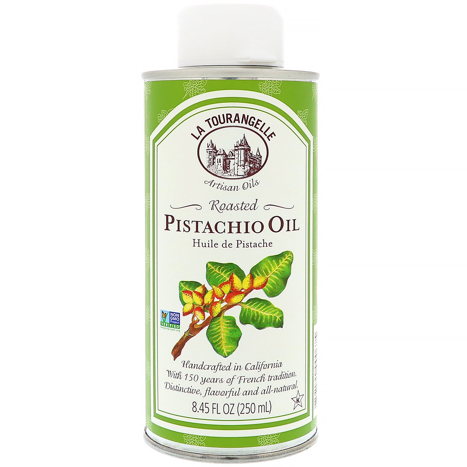 La Tourangelle Pistachio Oil 250ml