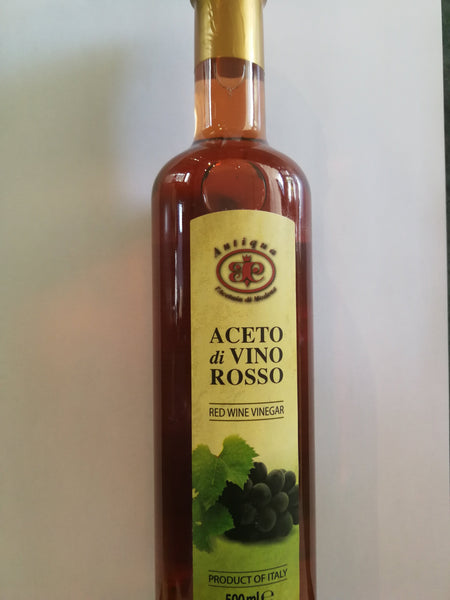 Aceto di Vino Red Wine Vinegar 500ml